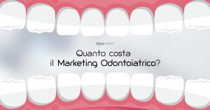 Bocca a apparato dentale - marketing odontoiatrico