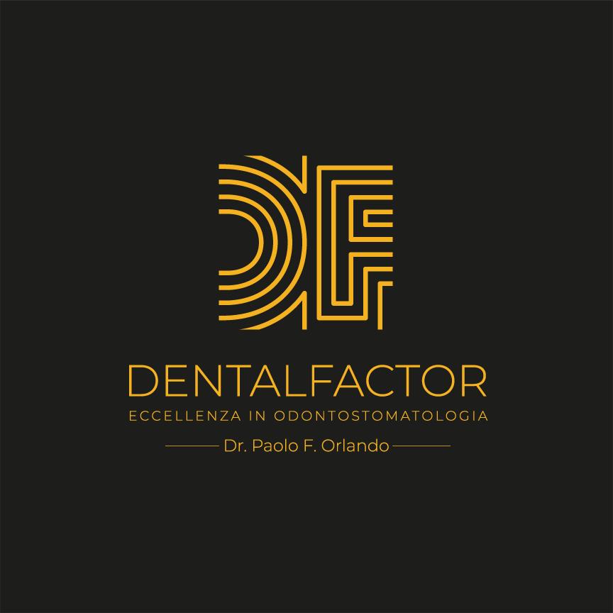 Dental Factor - Logo