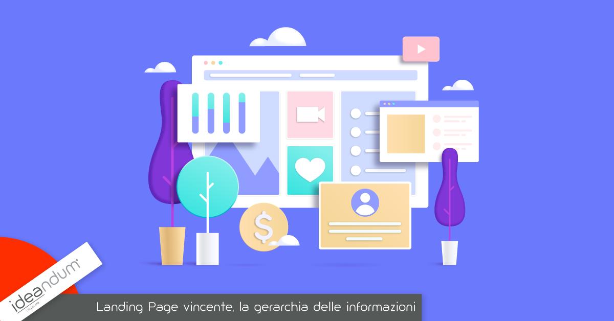 Landing Page Vincente