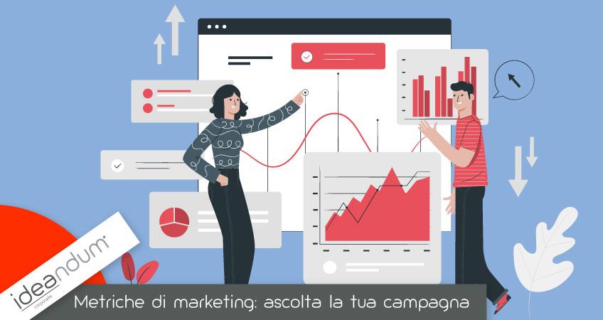 Metriche di marketing
