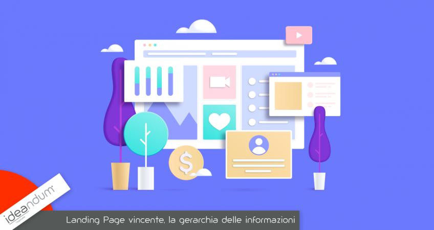 Landing Page Vincente | Ideandum