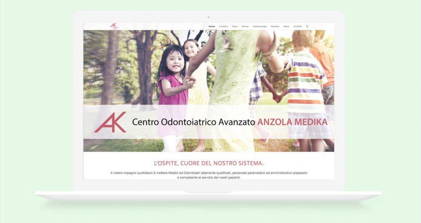 Sito Web Anzola